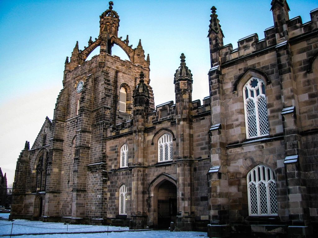 Aberdeen University (3)