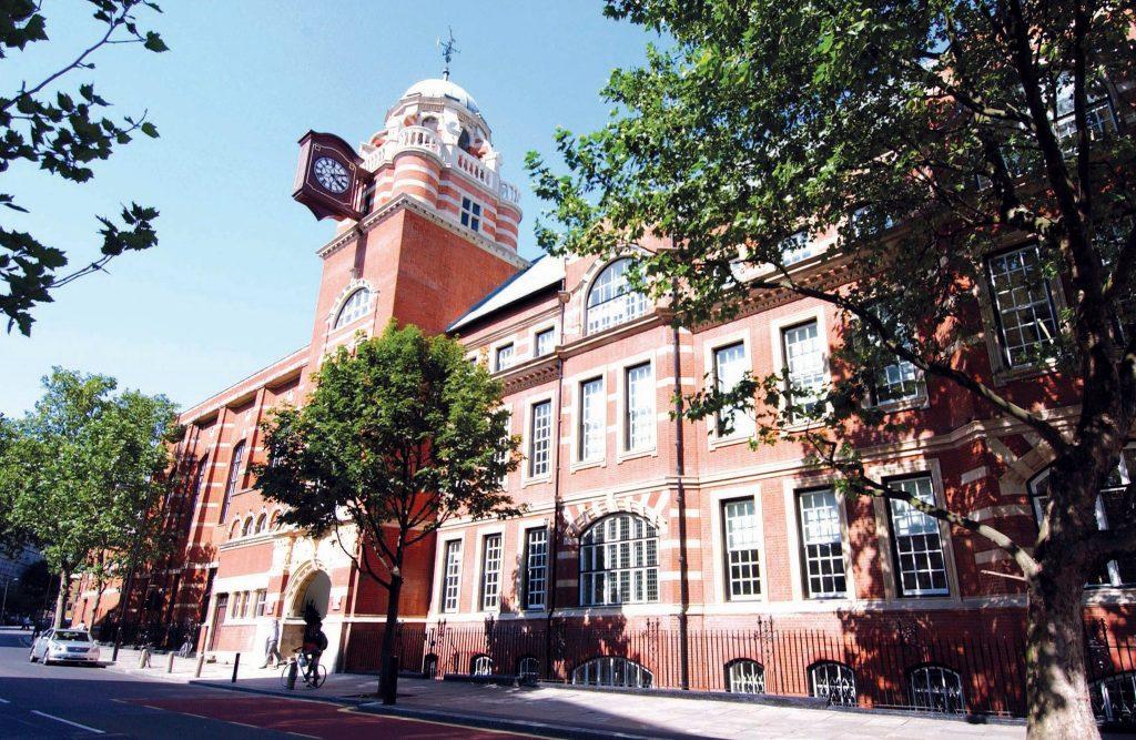 City, University of London (1)