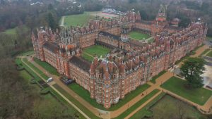 Royal Holloway, University of London (8)