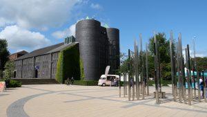 University of Keele (2)
