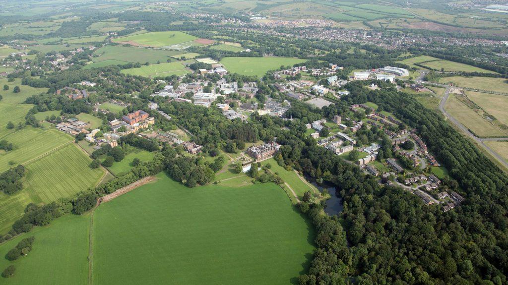 University of Keele (7)