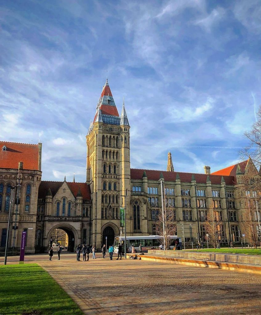 University of Manchester (2)